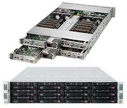 Supermicro SYS-6027TR-HTQRF