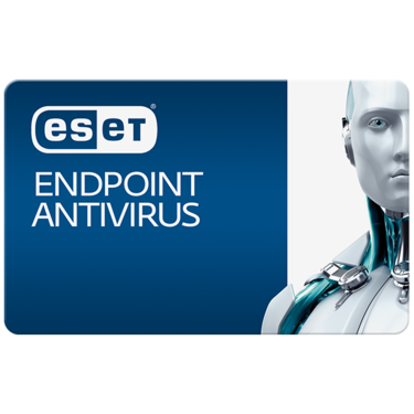 Update ESET Endpoint Antivirus, 40 stanic, 1 rok - EAVBE035U1