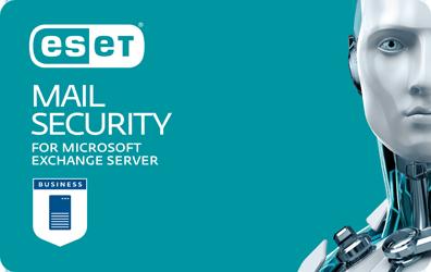 Update ESET Mail Security pro MS Exchange, 14 mailboxů, 1 rok - NODEXC014U1