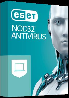 Update ESET NOD32 Antivirus, 3 stanice, 2 roky -EAV003U2
