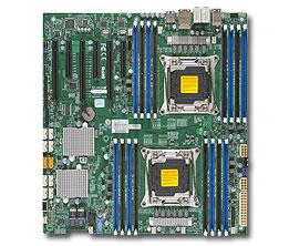 X10DAC 2S-R3,3PCI-E16(g3),2PCI-E8,E4v8,2GbE,10sATA3,8SAS3(LSI3008),16DDR4-2133,audio