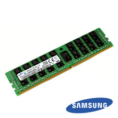16GB 2400MHz DDR4 ECC Registered 2R×8, LP, Samsung (M393A2K43CB1-CRC)