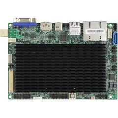 "A2SAN-E 3,5""SBC, E3940(1,6GHz,10W,4c),2GbE,M.2,7USB,4COM,SO-DDR3,1sATA,LVDS/HDMI/VGA"