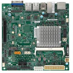 A2SAV-L mITX, E3940(1,6GHz,10W,4c),PCI-E2v8,M.2,2GbE,4USB,SO-DDR3,2sATA,DP/HDMI/VGA