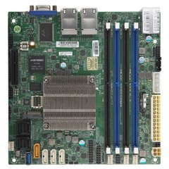 A2SDI mITX Atom C3955 (32W, 16c@2,1GHz, pas.), PCI-E4,4GbE,4DDR4-2400,M.2,12sATA, IPMI~