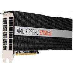 AMD Radeon FirePro S7150x2 GPU, 16GB GDDR5, PCIe3 x16, GPU-FPS7150X2F -100-505722