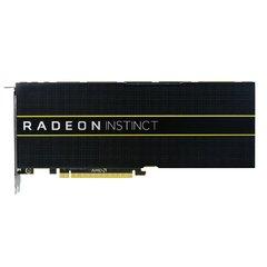 AMD Radeon Instinct MI25 Vega Accelerator GPU Card, 16GB HBM2, PCIe3 x16