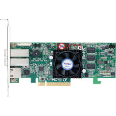ARECA 12+4-port (3x SFF-8643+1x SFF-8644) 12Gb/s SAS DC RoC, 2GB DDR3, PCIe x8 Card, lowprofile