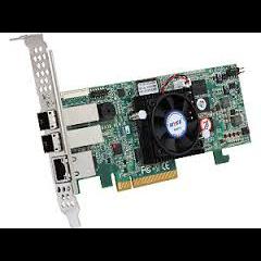ARECA 8 Ports Externí (2x SFF-8644) 12Gb/s SAS/SATA RAID Adapters, 2GB DDR3, PCI-E x8, LP
