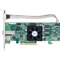 Areca ARC-1216-4X 4x 12Gb/s SAS PCIe x8 RAID Card, 1GB Cache, 1x extern SFF-8644, LP
