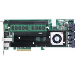 Areca ARC-1883IX-24 24port (6x SFF-8643+1x SFF-8644) 12Gb/s SAS RAID, 2GB DDR3, PCIe x8 Card, FP