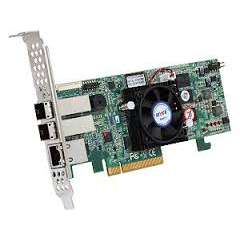 Areca ARC-1883X 8x port 12Gb/s SAS RAID PCIe x8 Card	Dual Core ROC, 2GB Cache 2x SFF-8644,LP