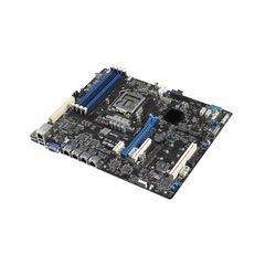 ASUS P11C-C/4L, 1151, C242, Intel® Xeon® E-21XXX (95W), 4DIMM, 4 Intel i210AT+1Mgt LAN, 6 SATA, ATX