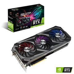 ASUS ROG-STRIX-RTX3080-10G-GAMING - 90YV0FA0-M0NM00