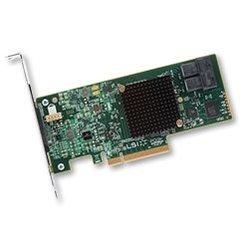 Broadcom LS MegaRAID SAS 9341-8i 8x 12Gb/s SAS (2x int. SFF-8643), PCIe 3.0 x8 - 05-26106-00