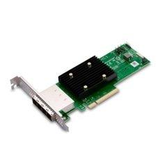 Broadcom LSI HBA Tri-Mode 9500-16e 16x SAS/SATA/PCIe (NVMe) (4x SFF-8644) - 05-50075-00
