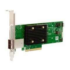 Broadcom LSI HBA Tri-Mode 9500-8e 8x SAS/SATA/PCIe (NVMe), (2x SFF-8644), PCIe 4.0 x8 - 05-50075-01