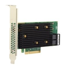 Broadcom LSI HBA Tri-Mode 9500-8I 8x SAS/SATA/PCIe (NVMe), (1x SFF-8654) - 05-50077-03