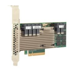 Broadcom LSI MegaRAID SAS 9361-24I 24x 12Gb/s SAS (6x SFF-8643), PCIe 3.0 x8, 4096MB - 05-50022-00