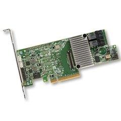Broadcom LSI MegaRAID SAS 9361-8i 8x 12Gb/s SAS (2x SFF-8643), PCIe 3.0 x8, 1024MB - 05-25420-08
