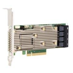 Broadcom LSI MegaRAID SAS 9460-16i 16x 12Gb/s SAS (4x int SFF-8643) PCIe 3.1 x8, 4096M - 05-50011-00