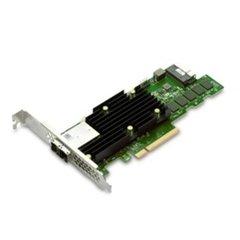Broadcom LSI MegaRAID SAS 9580-8i8e 16x 12Gb/s SAS (1x SFF-8654 & 2x SFF-8644), 8GB - 05-50076-00