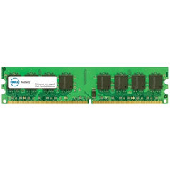 Dell 16GB Certified Memory Module - 2RX8 UDIMM 2400Mhz