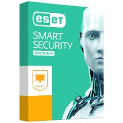 ESET Smart Security, 1 stanice, 1 rok update - ESS001U1