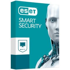 ESET Smart Security, 1 station, 3 years, update