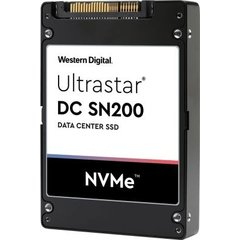 "HGST Ultrastar SN200 6.4TB NVMe PCIe 3.0 MLC 2.5"" 15nm 3DWPD - HUSMR7664BDP301 / 0TS1317"