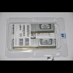 HP paměť 4GB UDIMM (2Rx8PC3-10600E-9) pro řadu ProLiant G6