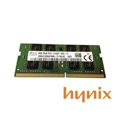 Hynix 8GB DDR4-2133 2Rx8 SODIMM, MEM-DR480L-HL01-SO21, HMA41GS6AFR8N-TF