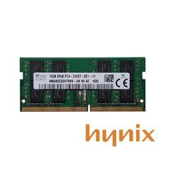 Hynix Memory 16GB DDR4 2400Mhz 2Rx8 SODIMM - MEM-DR416L-HL01-SO24, HMA82GS6AFR8N-UH