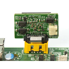 IND SATA3DOM SH 3TE7 64GB 3D TLC Pin8 VCC Horizontal - DESSH-64GDK1EC1SFA-B051