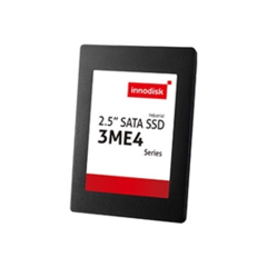 """Innodisk 3ME4 128GB SATA 2.5""""SSD(Wide Temp)IoT&Embedded only - HDS-O2T0-S25A28M41BW1DC"""
