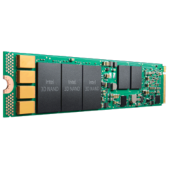 Intel DC P4511 1TB SSD M.2 NVMe PCIe3x4, 3D NAND, TLC - SSDPELKX010T8