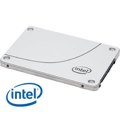 """Intel S4600 3.84TB, SATA 6Gb/s, 3D, TLC 2.5"""", 3DWPD"""