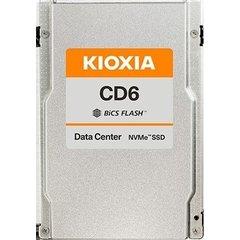 Kioxia CD6-V 6.4TB NVMe PCIe4x4 - HDS-TUN0-KCD6XVUL6T40