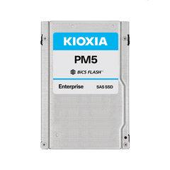 """Kioxia PM5 6.4TB SAS 12Gb/s 2.5"""" 15mm BiCS3 eTLC 3DWPD - KPM51VUG6T40"""