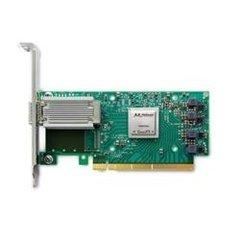Mellanox ConnectX®-5 EN network interface card, 100GbE single-port QSFP28, PCIe3.0 x16, tall bracket, ROHS R6