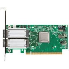 Mellanox ConnectX-5 EN PCIe 3.0 x16 low profile 25 Gigabit SFP28 x 2 - MCX512F-ACAT