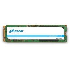 Micron 1300 1TB SATA M.2 22X80mm TLC SED <1DWPD - MTFDDAV1T0TDL-1AW12ABYY
