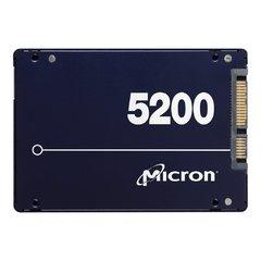 """Micron 5200 MAX 2.5"""", 1.92TB, SATA, 6Gb/s, 3D NAND, 7mm, 5DWPD - MTFDDAK1T9TDN-1AT1ZABYY"""