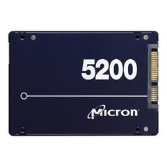 """Micron 5200 MAX 2.5"""", 480GB, SATA, 6Gb/s, 3D NAND, 7mm,5DWPD - MTFDDAK480TDN-1AT1ZABYY"""