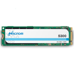 Micron 5300 BOOT 240GB, SATA, M.2, 22x80mm,3D TLC, 1DWPD - MTFDDAV240TDU-1AW1ZABYY