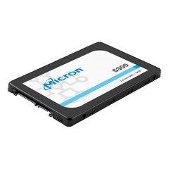 "Micron 5300 MAX 3.84TB, SATA, 2.5"", 3D TLC, 3.5DWPD - MTFDDAK3T8TDT-1AW1ZABYY"