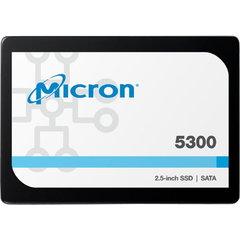 """Micron 5300 PRO 1.92TB, SATA,2.5"""",3D TLC,1.5DWPD - MTFDDAK1T9TDS-1AW1ZABYY"""