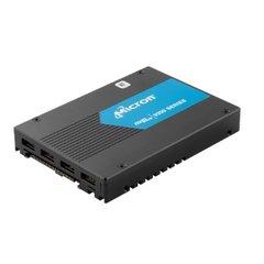 """Micron 9300 MAX 6.4TB NVMe PCIe 3.0 3D TLC U.2 2.5"""" 15mm, 3DWPD - MTFDHAL6T4TDR-1AT1ZABYY"""