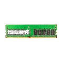 Micron memory 16GB DDR4-2400 1RX4 ECC REG RoHS, MEM-DR416L-CL03-ER24 - MTA18ASF2G72PZ-2G3B1