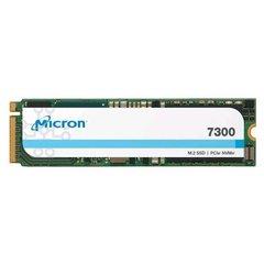 Micron7300 PRO 1.92TB, PCIe NVMe, M.2 22x110mm, 3D TLC, 1DWP - MTFDHBG1T9TDF-1AW1ZABYY